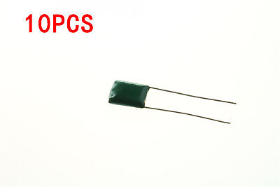 10pcs Polyester Film Capacitor 2a334j 100v 0.33uf 330nf 5