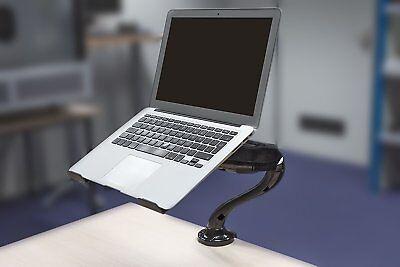 Eurosell  360° Notebook Laptop Ständer Arm Gelenk Tischhalterung Tisch Halterung