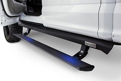 Running Board-ST, Crew Cab Pickup Amp Research 77158-01A