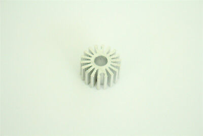 15pcs Mini Size 0.5w1w Watt Led Aluminium Heatsink Round