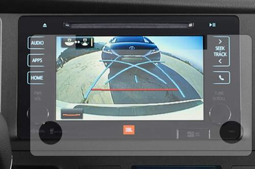 """Set of 2 2019 Toyota Tacoma 7"""" Entune Infotainment Display Protector"""