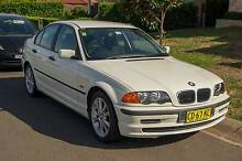 BMW MY01 318i - LOW KMS Macquarie Links Campbelltown Area Preview