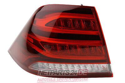 Für Mercedes W166 C292 GLE-Klasse 04/15- Led-Heckleuchte Außen Links Fahrerseite