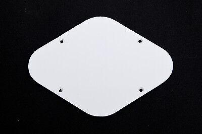 White Back Plate Cover Les Paul - Tapa trasera blanca para guitarra...