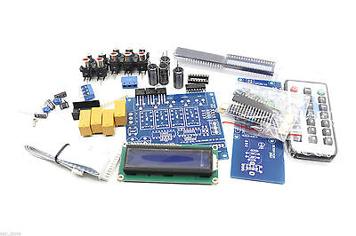 4 way PGA2311 Preamplifier kit Remote Volume Controller Preamp DIY L165-42