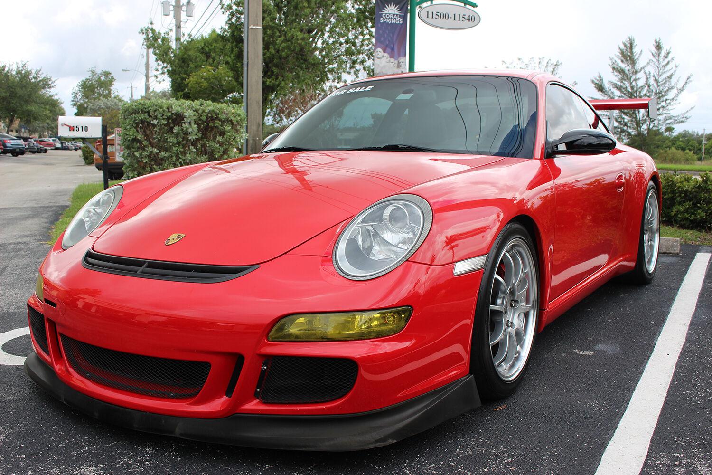 2005 Porsche 911 2 door Coupe 2005 Porsche 911 997 Carrera Coupe | 6 spd manual | Clean FL Vehicle | GT3 Look!