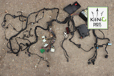 FORD FOCUS MKIII 2011-2018 1.6 TDCi ENGINE LOOM HARNESS WIRING WITH FUSE BOX