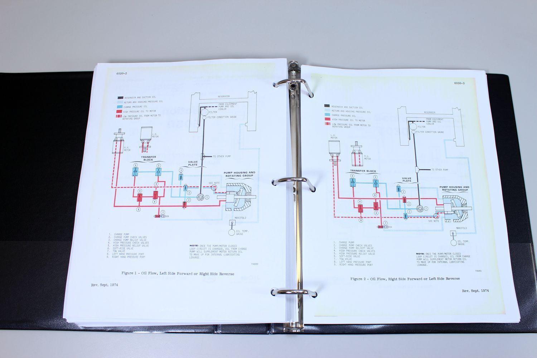 10 of 11 Case 1816 Uni Loader Skid Steer Service Technical Manual Repair  Shop In Binder 11 of 11 See More