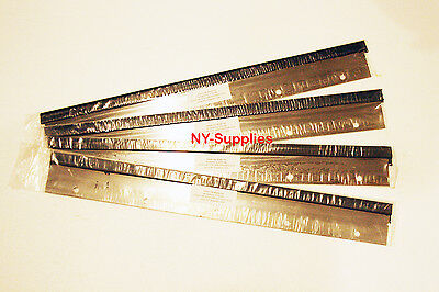 Set Of 4 Wash-up Blades For Heidelberg Gto-52 Offset Printing Press - Brand New