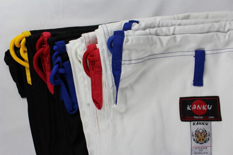 KANKU Jiu Jitsu Drawstring Trousers  Replacement Rope Bjj GI Pants Drawstring
