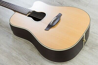 Takamine GB-7C Garth Brooks Signature Acoustic-Electric Guitar w/ Case - Natural