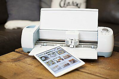 New Cricut Explore Air Electronic CUTTING MACHINE, DIY Wireless DIE CUT MACHINE