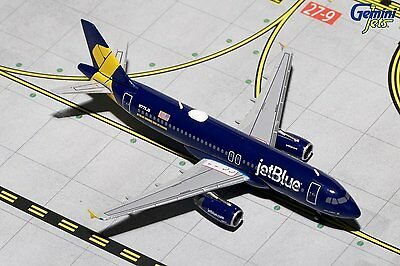 Gemini Jets Jetblue Airbus A320 Honors Our Veterans Gjjbu1546 1 400 Reg  N775jb