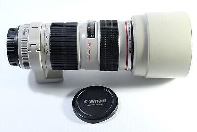 Canon Zoom Lens EF 70-200 mm 1:4 L USM