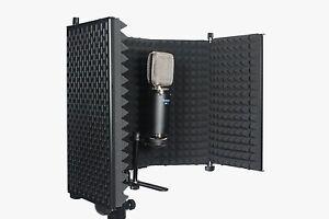 RoXdon VB-1 MK II Studio Microphone Vocal Booth Sound Reflection Filter