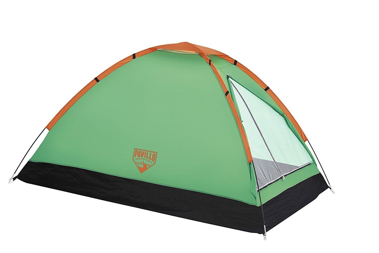 Tenda da campeggio 2 posti persone canadese campeggio con zanzariera BestWay