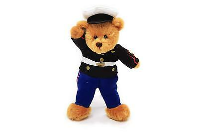 Plushland Adorable Teddy Bear Stuffed Animals for Kids with US Military Uniform - Adorable Stuffed Animals