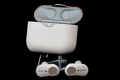 Sony WF-1000XM3 True Wireless Noise Canceling In-Ear Headphones SILVER WF-1000X