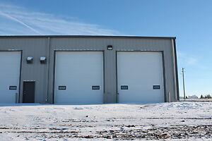 Commercial Shop / Truck Bays for Rent in Hardisty Alberta
