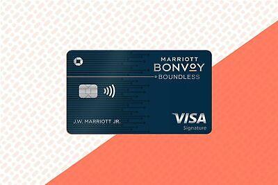 Marriott Bonvoy Visa, Authorized User $21K tradeline 10yr perfect history!