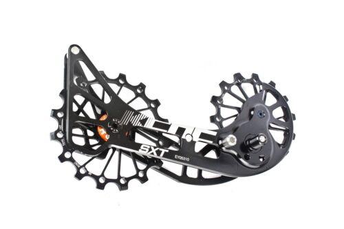 Rear Derailleur 11T KCNC MTB Mountain Bike Pulley Shimano XTR SLX Saint Deore XT