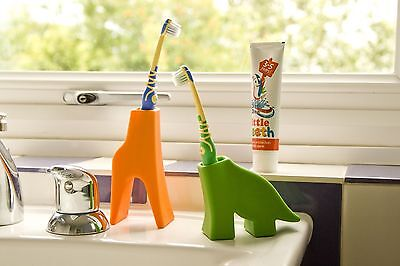 Let an animal friend take care of your toothbrush