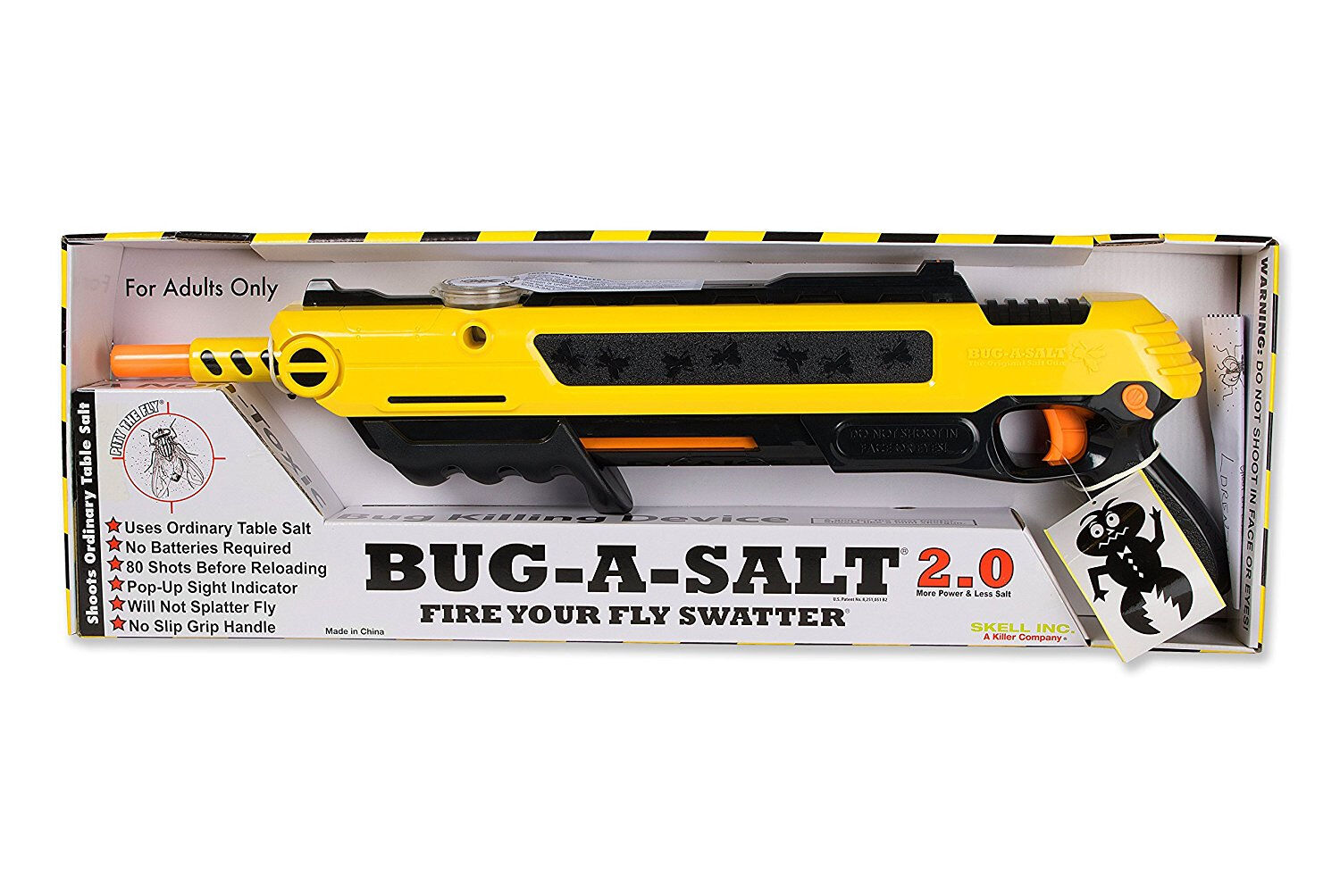 Bug A Salt 2.0 Authentic with Full Manufacturer Warranty