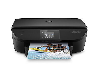 Hp Envy 5660 Wireless E All In One Color Inkjet Printer  Copier  Scanner   New