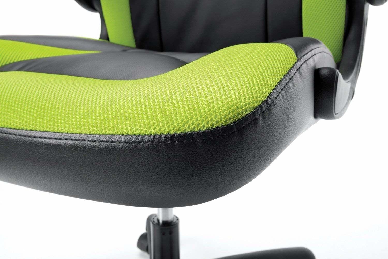 Best Office Chair Car Racing PC Gaming Chair Swivel Adjustab