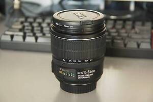 Canon 15-85mm IS USM Ingleburn Campbelltown Area Preview