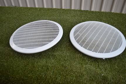 REMOVABLE VENTS for DIY COMPOST BIN, WORM FARM or KENNEL or CUBBY