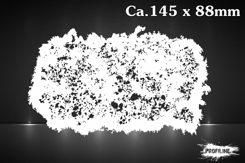 Grunge Effekt Nr. 3 Größe ca A6 Airbrush Effekt Struktur Schablone Stencil