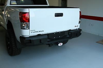 Fab Fours Premium Rear Bumpers For 07-13 Toyota Tundra #TT07-W1550-1