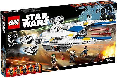 STAR WARS LEGO 75155 REBEL U-WING FIGHTER BRAND NEW SEALED BNIB