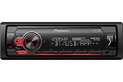 Pioneer MVH-S310BT Car Stereo Digital Media Receiver with Bl