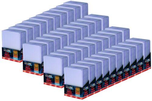 1000 Ultra Pro Regular 3x4 Toploaders sealed case Brand New top loaders