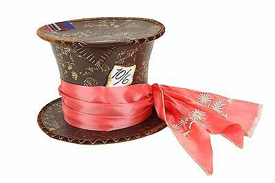 Alice Through the Looking Glass - Mad Hatter Replica Quality Hat - Elope](The Mad Hatter Hat)