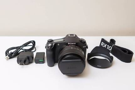 Sony Cyber-shot DSC-RX10 II 4K Digital Camera ~Excellent Cond