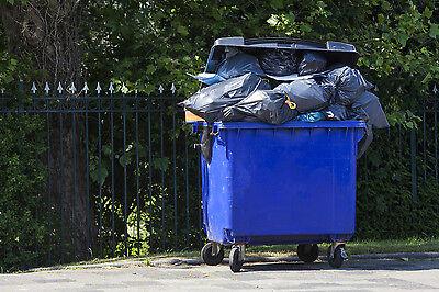 Bis zu 6.000 Windeln werden in den nächsten Monaten in Deiner Mülltonne landen.