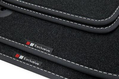 Exclusive Design Fußmatten für Ford Focus´11 3. Generation Bj. 2010-2014 3. Generation Gummi