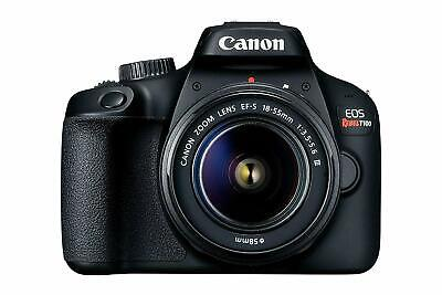 Canon EOS Rebel T100 / 4000D DSLR Camera (w/ 18-55 III)