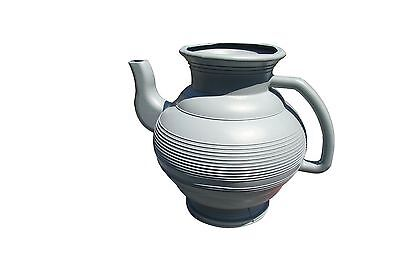 Grey Bodna Lota Toilet Wudu Wudhu Wash Jug Bottle