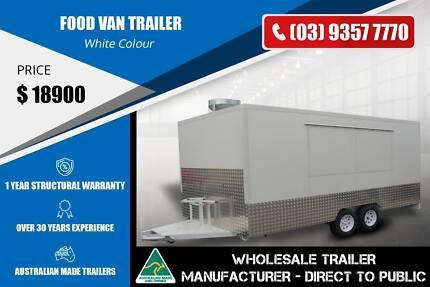 Food Van Trailer - Non-Slip Vinyl Floor Food Grade Epping Whittlesea Area Preview