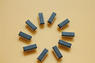 10Pcs LM324N LM324 324 Quad Op-Amp DIP Low Power IC
