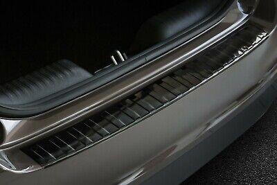 Ladekantenschutz für FIAT TIPO 356 KOMBI Schutzfolie Schwarz Glanz 160µm