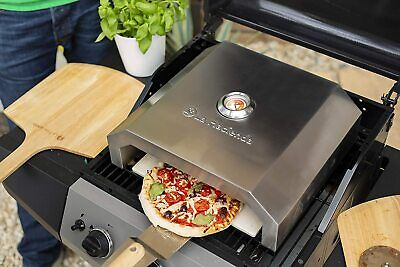 2nd 56294 La Hacienda Stainless Steel Pizza Oven