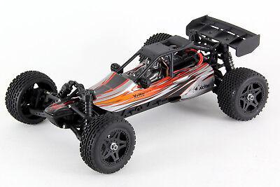 Ferngesteuertes RC Auto - XciteRC SandStorm one12 - 2WD RTR Buggy, rote Karosser