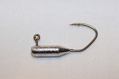 #8 Hook Jig 24 PCS Sq'Beeta Lure Pack 6 Colors 1//32 oz