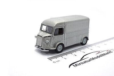 159936 Norev Citroen HY Kastenwagen 1960 grau-metallic 1:87