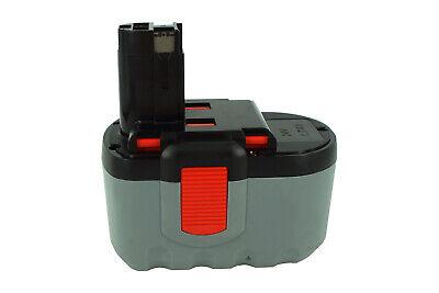 PowerSmart 1700mAh Batería para Bosch Gli 24V, GSR 24 VE-2, VE-2/N